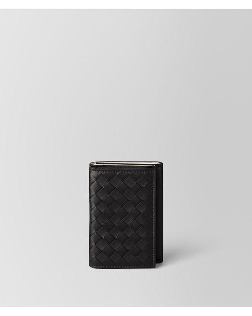 Bottega Veneta - Black Nero/mist Intrecciato Nappa Multi-functional Case for Men - Lyst