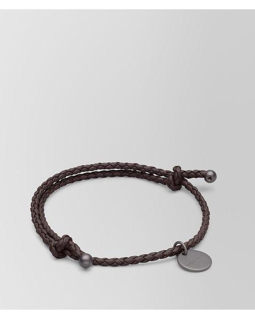 Bottega Veneta - Multicolor Bracelet In Intrecciato Nappa for Men - Lyst