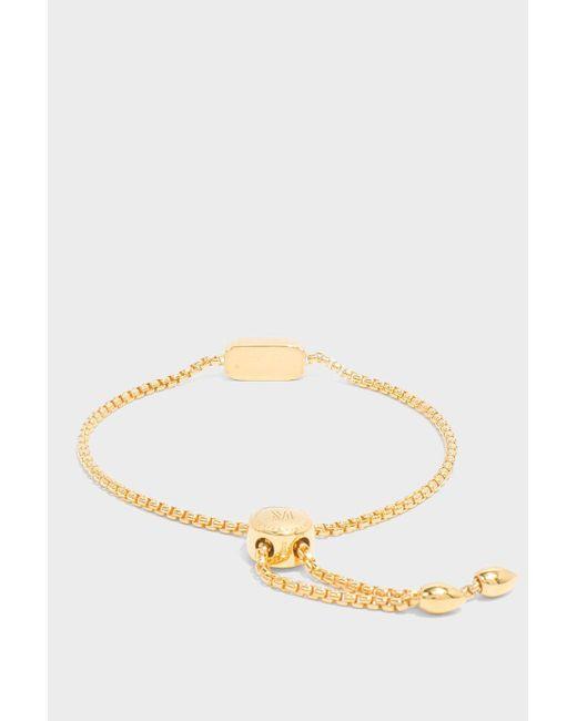 Monica Vinader | Metallic Baja Deco Bracelet | Lyst