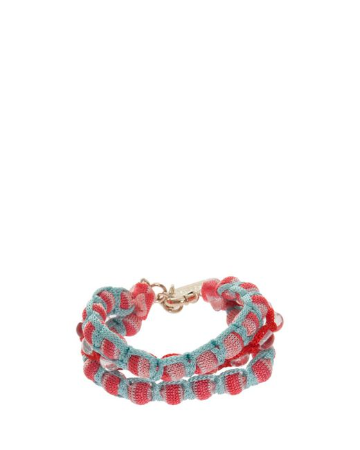 Missoni | Pink Beaded Bracelet | Lyst