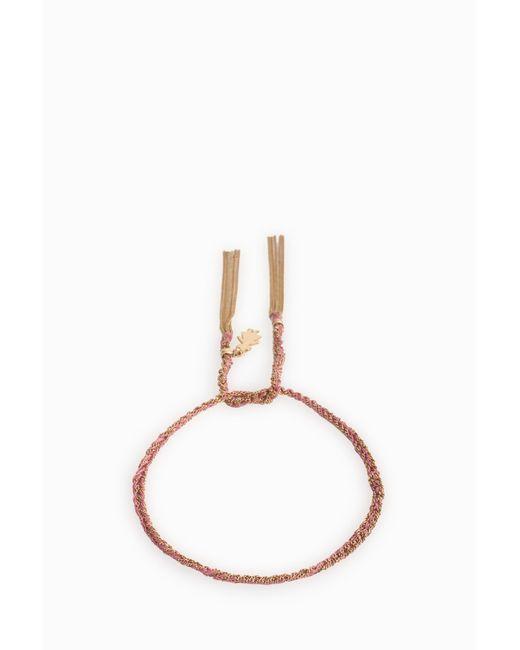 Carolina Bucci   Pink Lucky Baby Girl Bracelet   Lyst