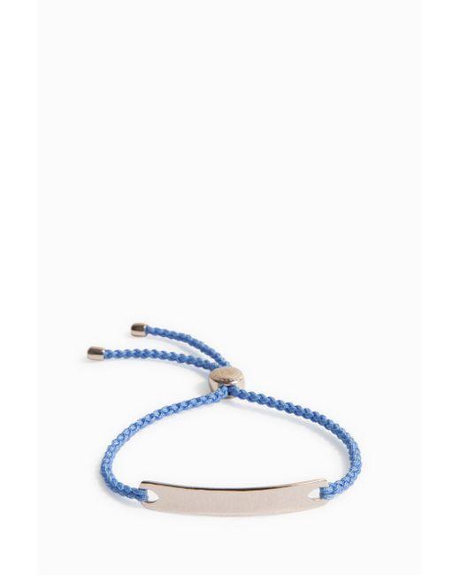Monica Vinader | Blue Havana Friendship Bracelet | Lyst