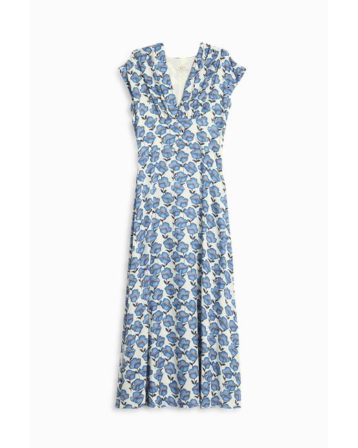 Paul & Joe | Blue Floral Maxi Dress | Lyst