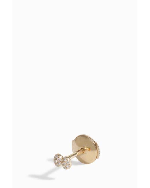 Yvonne Léon | Multicolor Diamond Stud Earring | Lyst