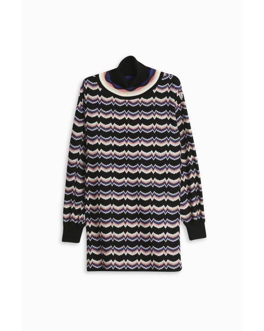 Missoni   Multicolor Striped Zigzag Tunic   Lyst