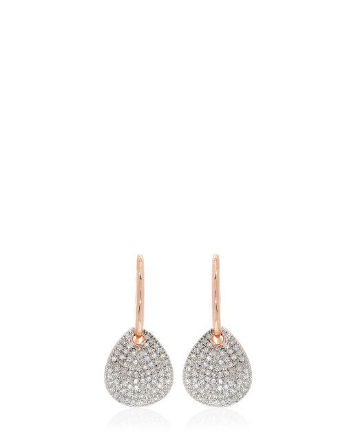 Monica Vinader | Metallic Alma Drop Earrings | Lyst