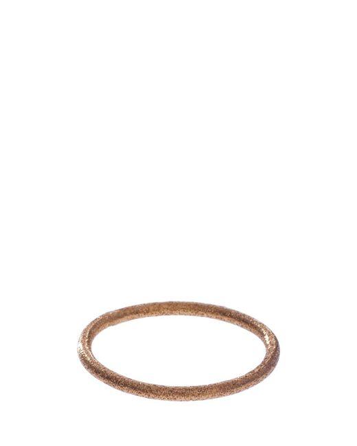 Carolina Bucci | Metallic 18 Carat Gold Sparkling Ring | Lyst