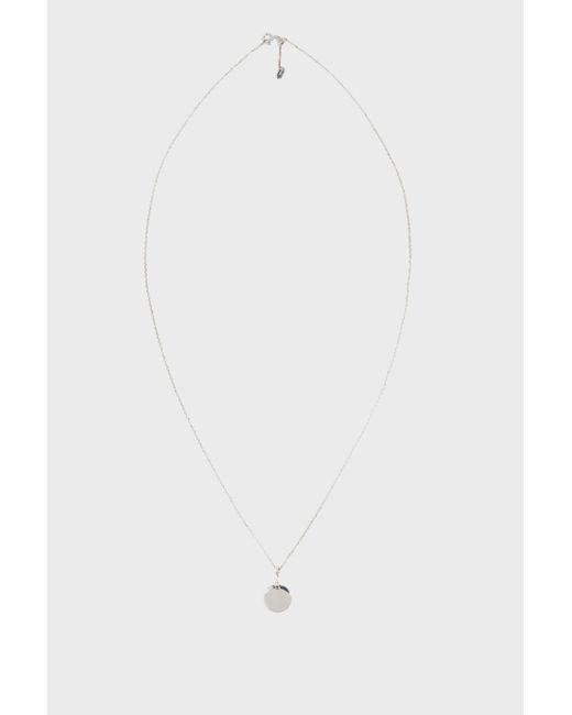 Maria Black | White Bell Necklace | Lyst