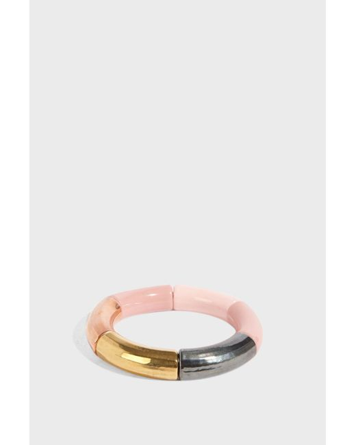 KYOTO TANGO - Pink Special Protection Bracelet - Lyst