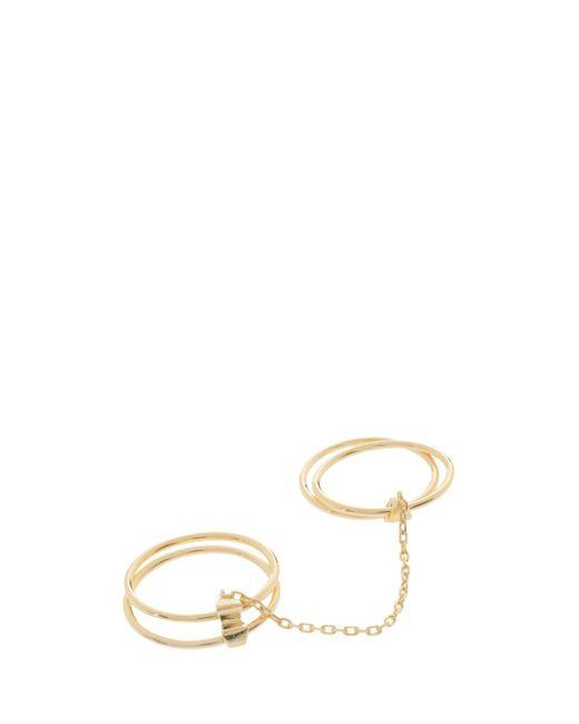 Maria Black | Metallic Quadruple Ring | Lyst