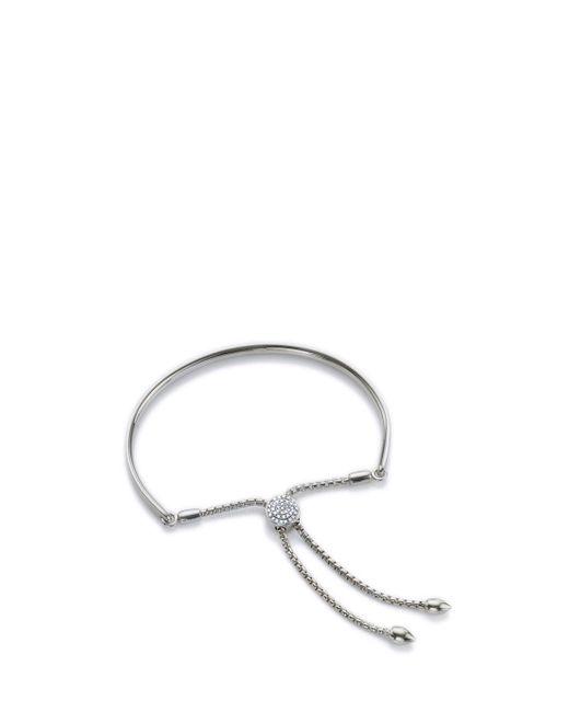 Monica Vinader | Metallic Fiji Toggle Bracelet | Lyst