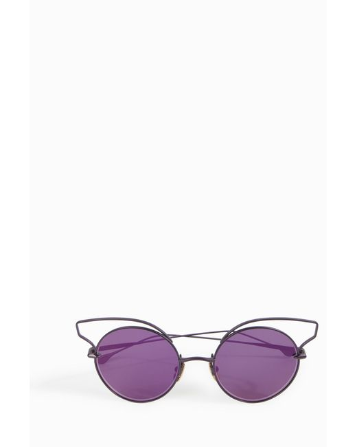 Dita Eyewear - Multicolor B1 Exclusive Believer Sunglasses, Size Os, Women, Purple - Lyst