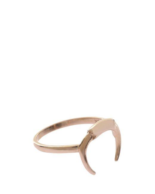 Maria Black   Multicolor Tusk Ring   Lyst