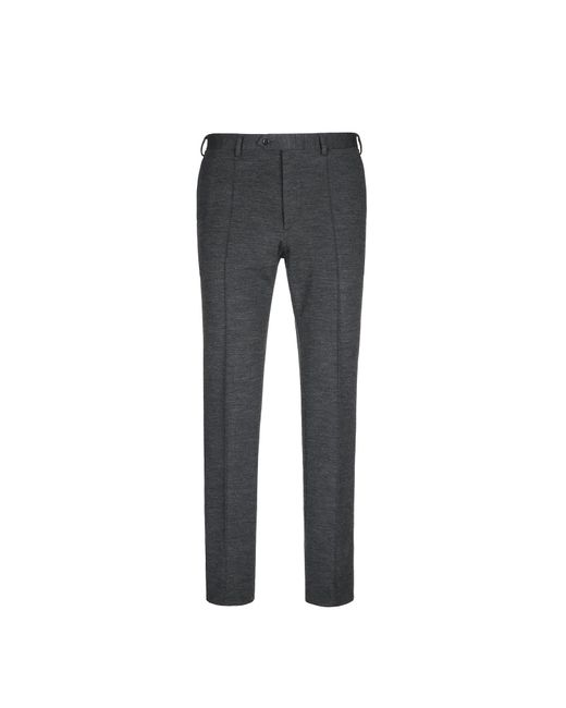 Brioni - Gray Antrachite Grey Jersey Trousers for Men - Lyst