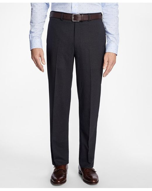 Brooks Brothers - Multicolor Madison Fit Brookscool® Houndstooth Trousers for Men - Lyst