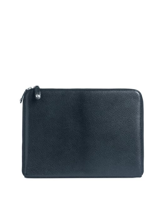 Brooks Brothers - Black Buffalo Document Case - Lyst
