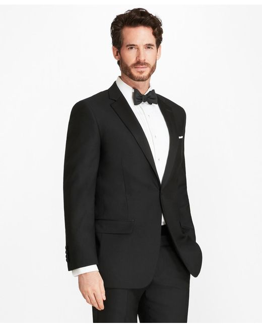 Brooks Brothers - Black Madison Fit One-button 1818 Tuxedo for Men - Lyst