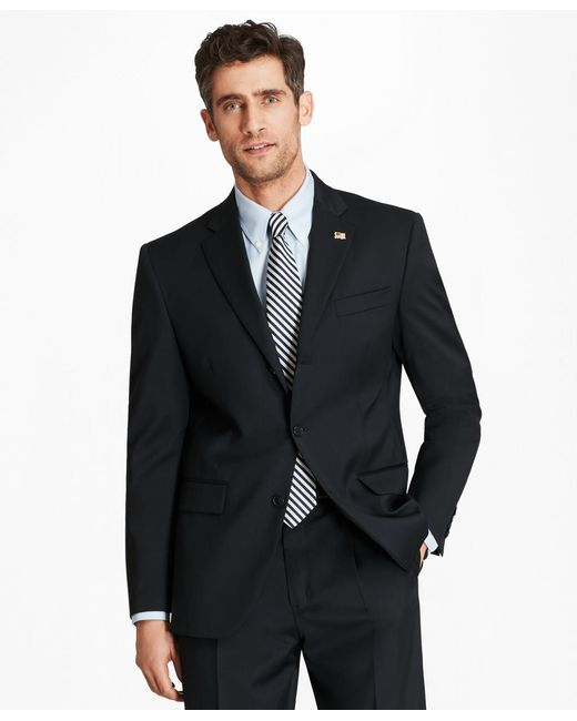 Brooks Brothers - Blue Madison Fit Three-button 1818 Suit for Men - Lyst