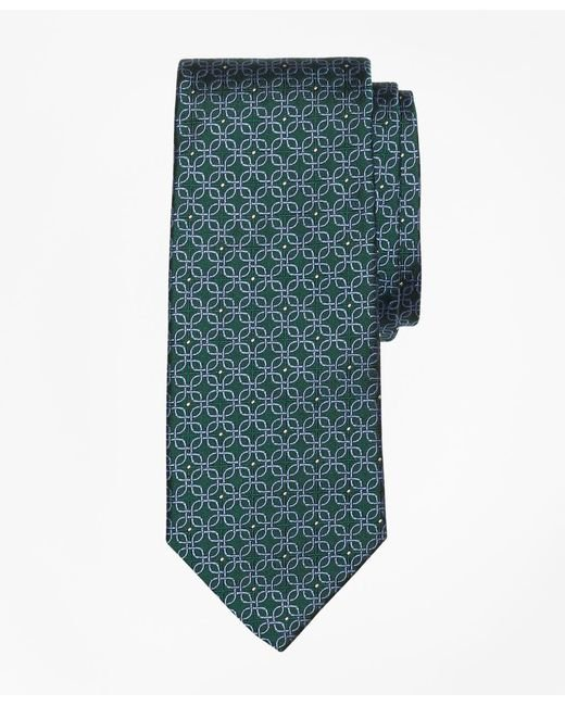 Brooks Brothers | Green Open Link Tie for Men | Lyst
