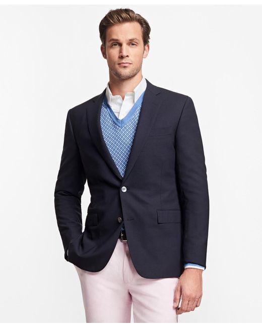 Brooks Brothers | Blue Regent Fit Brookscool® Blazer for Men | Lyst