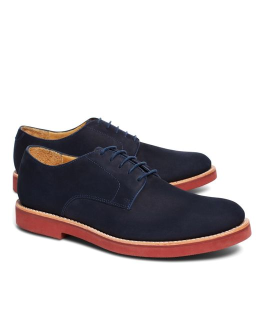 Brooks Brothers | Blue Classic Bucks for Men | Lyst