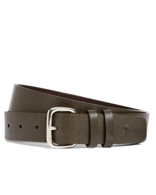 Brooks Brothers | Green Harrys Of London® Penny Boxcalf Belt for Men | Lyst