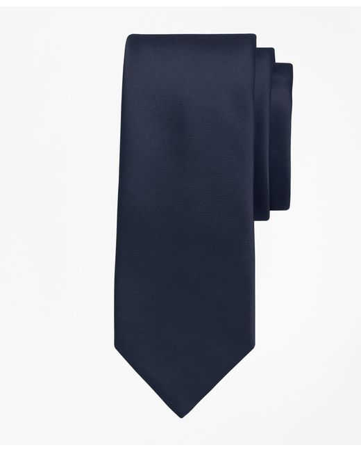 Brooks Brothers - Blue Golden Fleece® 7-fold Satin Tie for Men - Lyst
