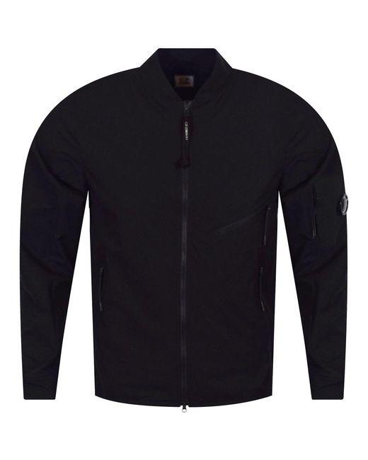 C P Company - Black Pro-tex Jacket for Men - Lyst