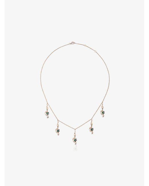 Yvonne Léon Gold Collier Crab Diamond Necklace - Metallic C1cjnMd