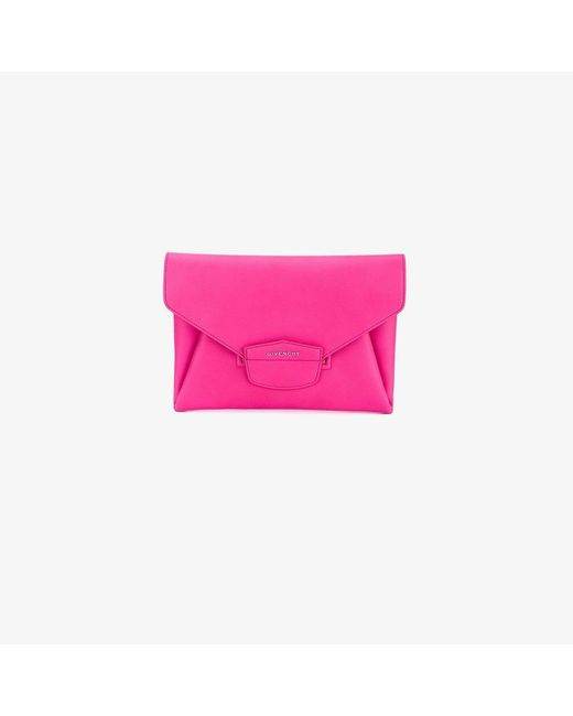Givenchy | Multicolor - Large 'antigona' Clutch - Women - Goat Skin - One Size | Lyst