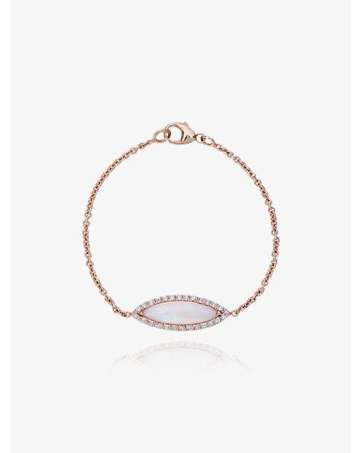 Kimberly Mcdonald - Metallic Marquis Opal Diamond Bracelet - Lyst