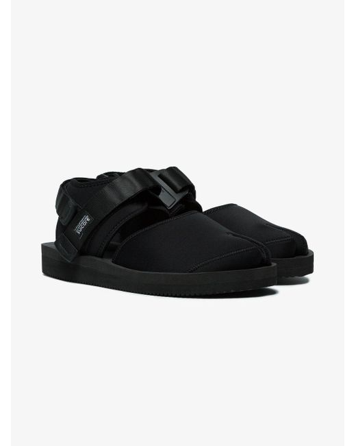 Suicoke - Black Bita Sandals for Men - Lyst