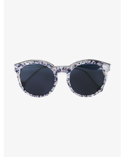 Dior - Multicolor Speckled Frame Sunglasses - Lyst