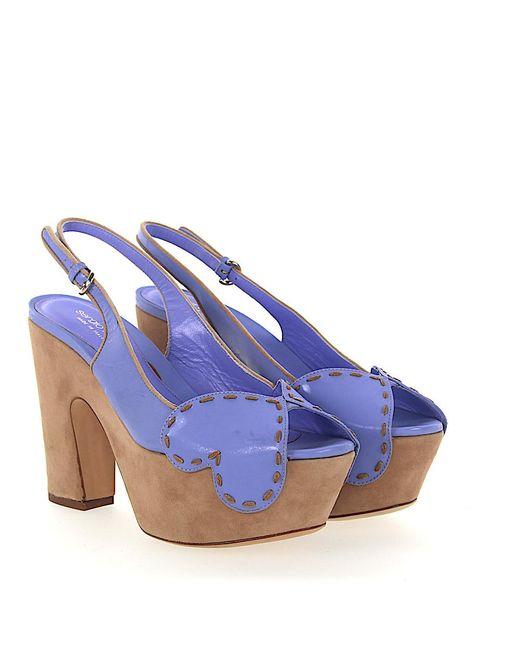 08b0563a0f763b sergio-rossi-purple-Platform-Sandals-Smooth-Leather-Stitching-Purple.jpeg
