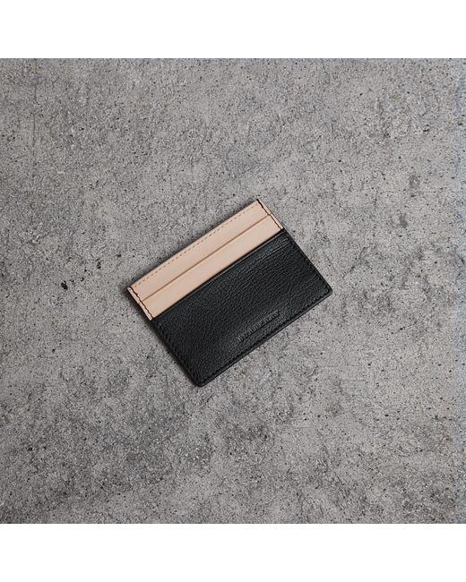 Burberry Porte-cartes bicolore P10ZmI