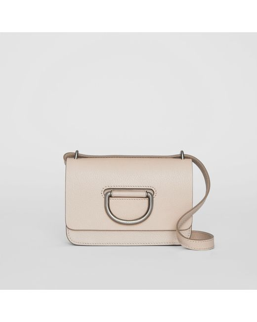 6d105f599b92 Burberry - Multicolor The Mini Leather D-ring Bag - Lyst ...