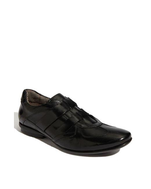 Bacco Bucci | Black 'fausto' Sneaker for Men | Lyst