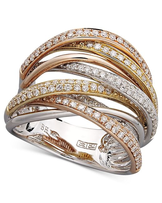 Overlapping Wedding Rings