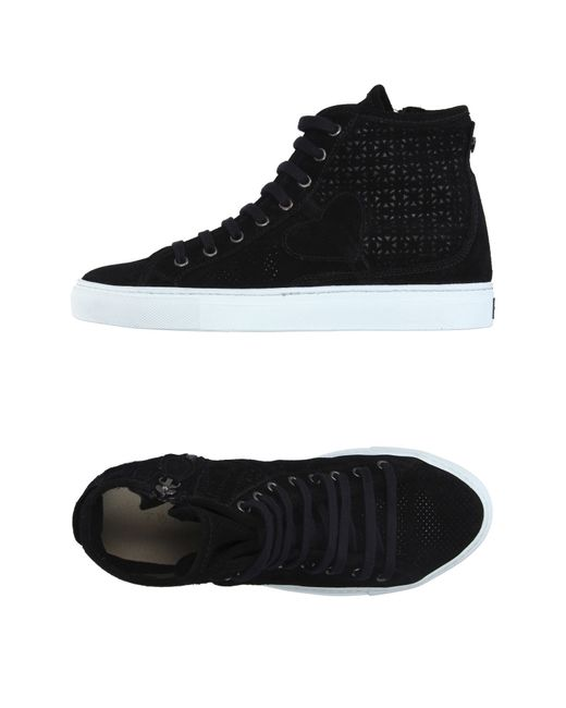 Twin Set | Black High-tops & Trainers | Lyst
