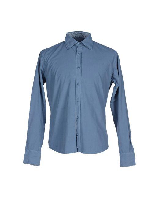 Smythson | Gray Shirt for Men | Lyst
