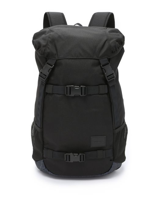 Nixon | Black The Landlock Se Backpack for Men | Lyst