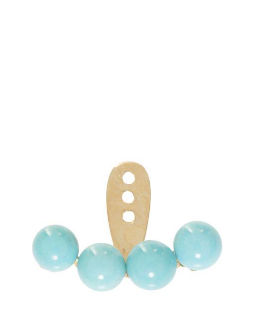 Yvonne Léon | Blue Turquoise Earring | Lyst