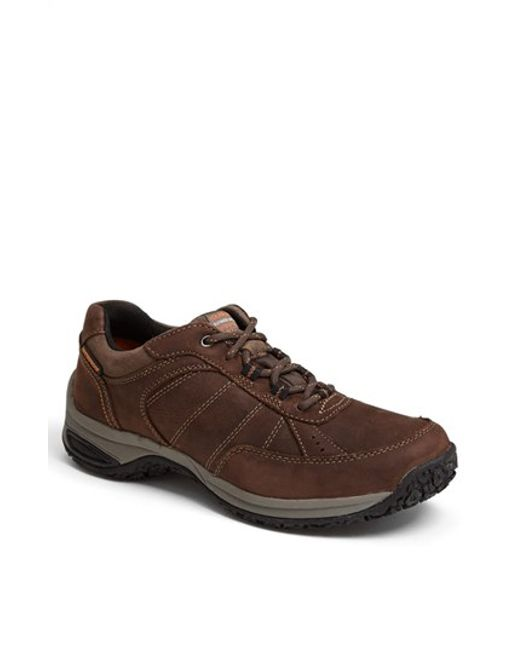 Dunham | Brown Lexington Leather Sneakers for Men | Lyst