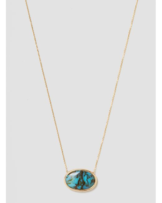 Mociun | Metallic Supernova Necklace 14k Gold | Lyst