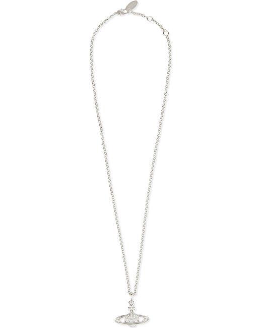 Vivienne Westwood   Metallic Bas Relief Orb Pendant Necklace   Lyst