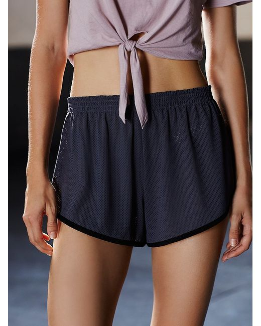 Free People | Multicolor Get Physical Short | Lyst