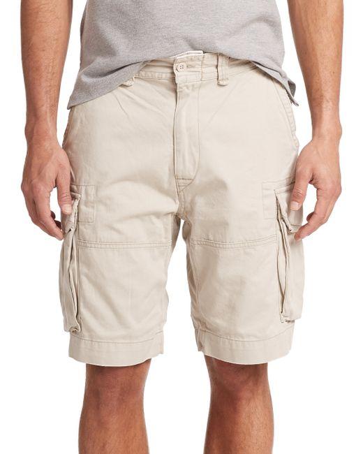 Polo Ralph Lauren | Gray Classic Cargo Shorts for Men | Lyst