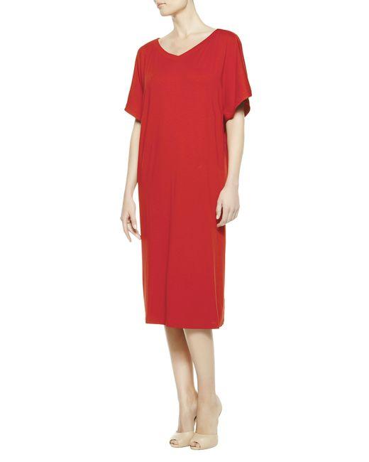 La Perla   Red Dress   Lyst