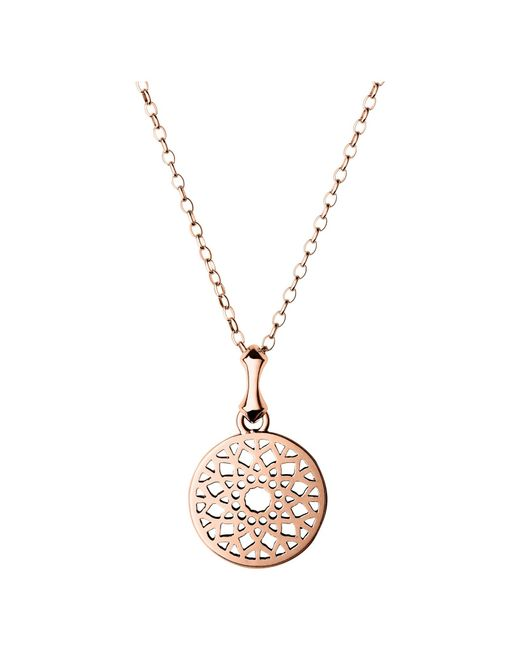 Links Of London Timeless Rose Gold Small Necklace In