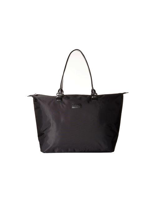 Lipault | Black Lady Plume Tote Bag | Lyst